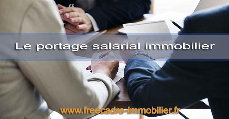 Lire l'article : Le portage salarial immobilier