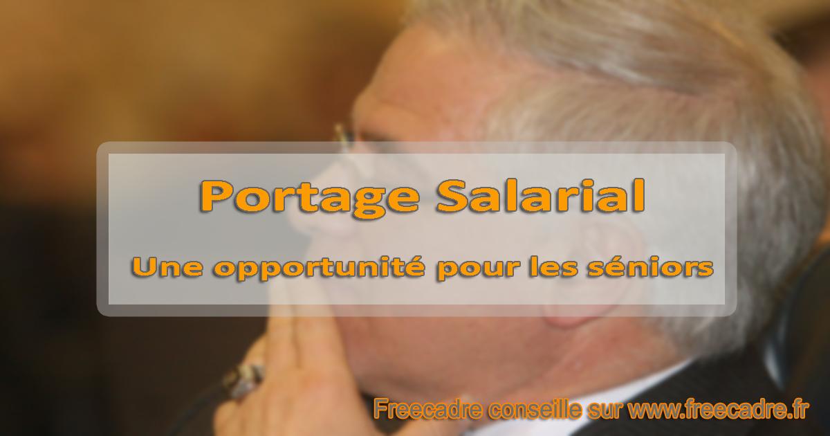 PORTAGE SALARIAL   UNE OPPORTUNITÉ POUR LES SÉNIORS   1e025286d31